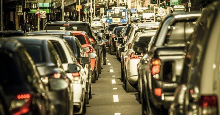 sydney-car-traffic