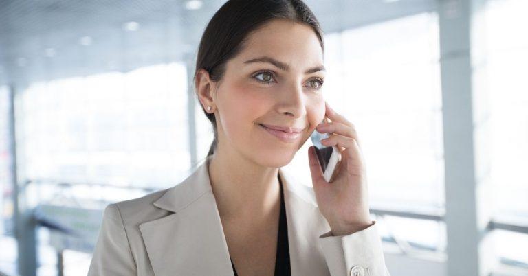 business-woman-talking-phone